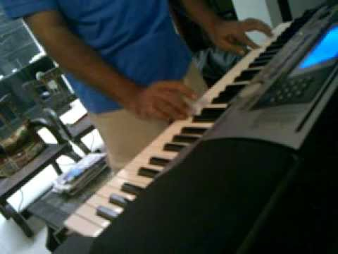 Rimjhim Gire Saawan from Manzil - by Niraj Gupta Keyboard Piano...