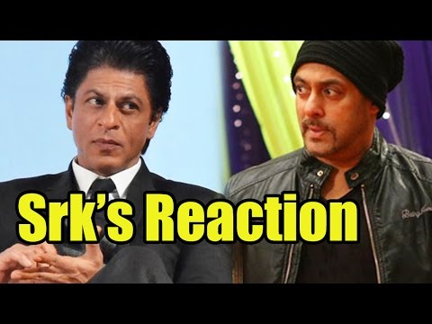 Shah Rukh Khan's Reaction On Salman Khan's 'Raped Woman' Is Not What You Expect