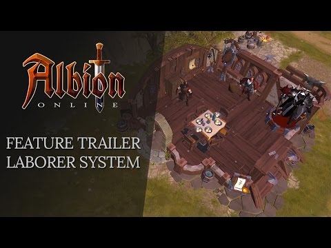 Albion Online | Highlight Video: Laborers