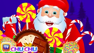 Santa is Coming, Christmas is Coming | Christmas 2015 Festival Songs For Children | ChuChu TV