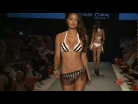 Jarah Mariano Miami Swimwear 2012 HD