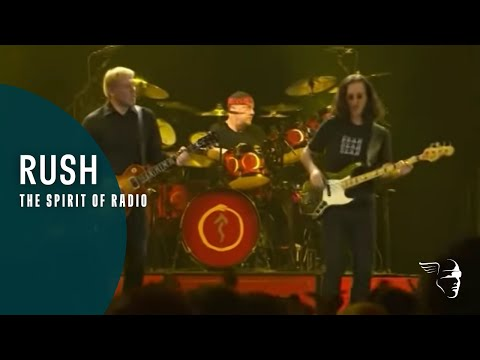 Rush - Spirit Of Radio Live