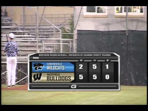 WESTFIELD 5 - CENTREVILLE 2 (POST GAME HIGHLIGHTS)