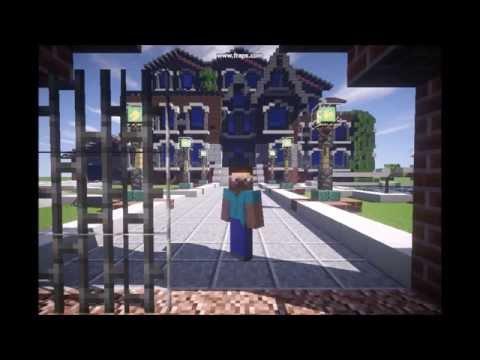Топ 5 домов особняков в Minecraft