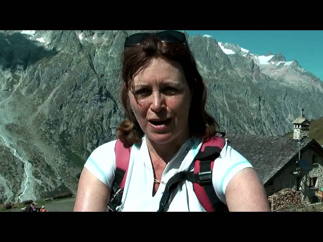 Walking the Tour de Mont Blanc - my video diary 2012