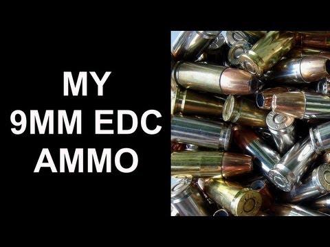 MY 9MM EDC AMMO