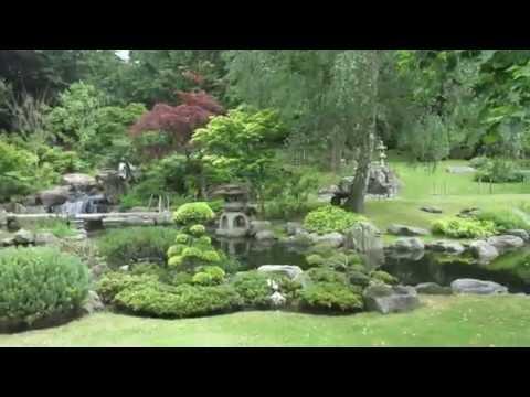 Kyoto Garden, Holland Park, London UK. ホランドパーク、ロンドン英国で京都ガーデン。