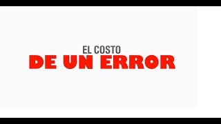 El Costo de un Error | Trailer
