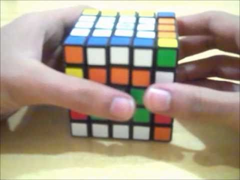 Watch How to solve Rubik's 5x5 part2