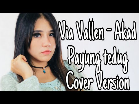 Via Vallen - Akad Payung teduh ( Cover version)