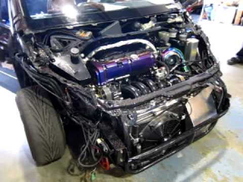 Honda K20 Turbo Build Turbo Mugen K20 Fit Gd3 Build