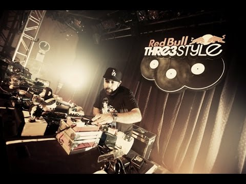 DJ Numark Toy Set (Red Bull Thre3style 2015 World Finals)
