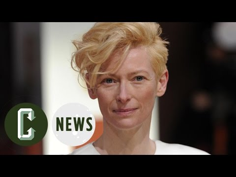 Collider News: Marvel Defends Tilda Swinton's Casting in 'Doctor Strange'