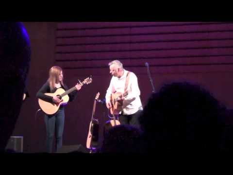 Tommy Emmanuel And Gabriella Quevedo. Wings - You Are The Hero And Waltzing Matilda video