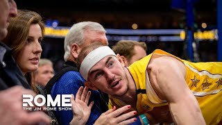 "The NBA All-Star Game Needs Alex Caruso ""The Bald Mamba"" 