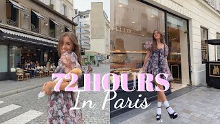 72 HOURS IN PARIS! | Emma Rose
