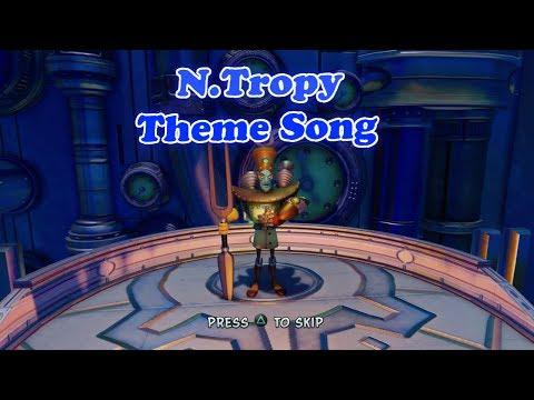 N.Tropy Theme Song | Crash Bandicoot N.Sane Trilogy