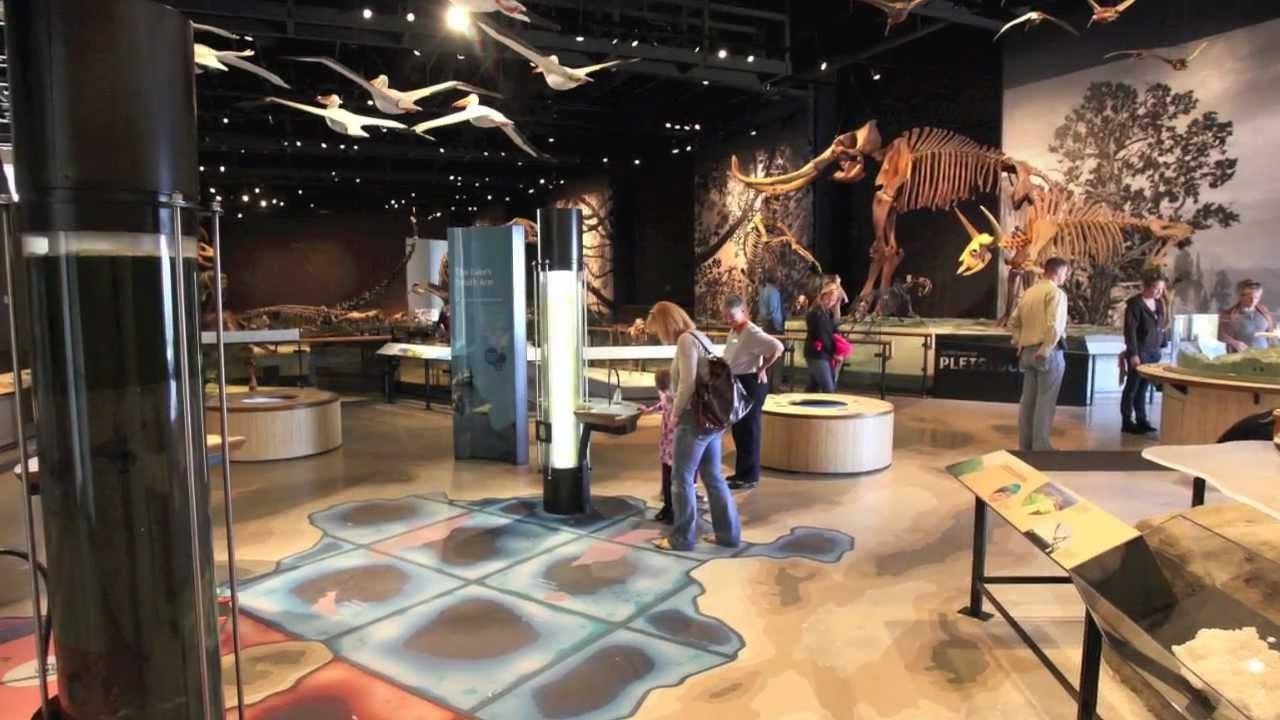 Natural History Museum Of Utah Rio Tinto Center At The