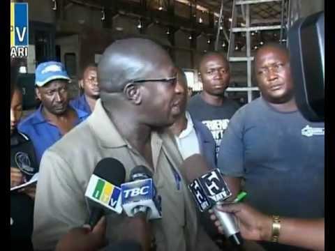 Mwakyembe to Intervene in Dar es Salaam Port ICDS Row