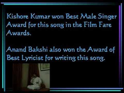 Chingari Koi Bhadke (Kishore Kumar) sung by Shaz