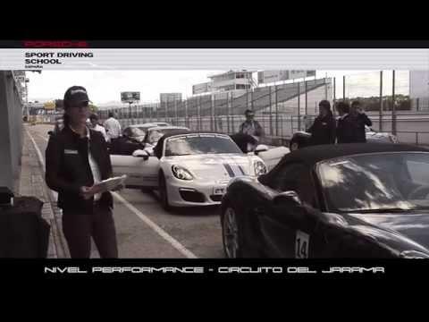 Porsche Sport Driving School España.