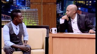 Seifu Fantahun : Talk With Dr Artist Abebe Melese's Kidney Donor On Seifu Show - Part 1