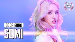 Download lagu [BE ORIGINAL] SOMI (전소미) 'DUMB DUMB' (4K)