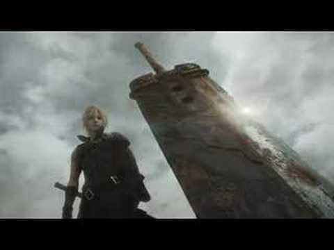 Final Fantasy VII Advent Children Trailer