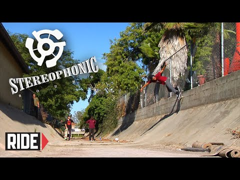 Tincan Parklore with Ben Fisher, Field Agent montage in Stereophonic Sound: Volume 20