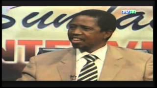 Hon. Edgar Lungu M.P. - Fact File - Destined To Rule - ZNBC TV1