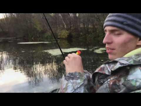 поппер на малых реках видео
