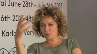 Interview with Valeria Golino / Rozhovor s Valerií Golino