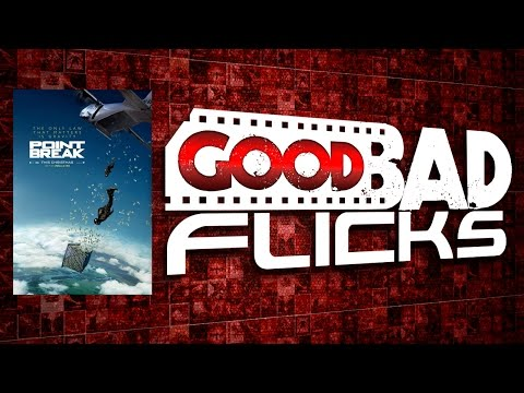 Point Break 2015 - Movie Review