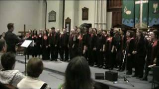 Hosanna What the Lord has done in me - Melbourne Singers of Gospel