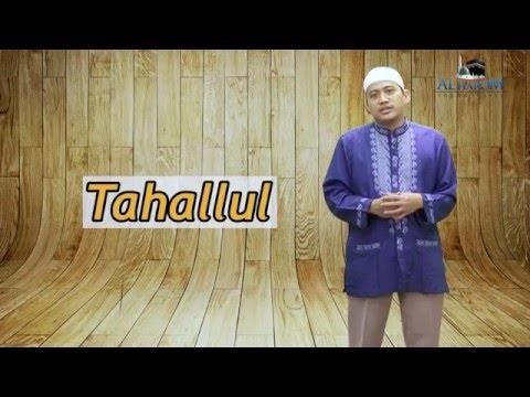 Video tata cara tahallul umroh