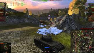 World of Tanks: M26 Pershing 10 KIlls