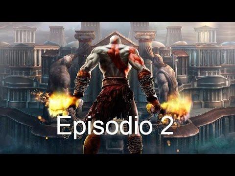 God of War III Remastered PS4 - El caos resucitara EP 2