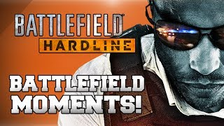 Battlefield Hardline Beta Funny Moments! - Epic Fails, Roadkill, MLG Parachuting & More!