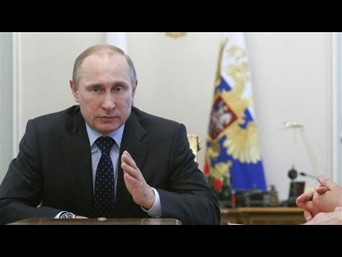 Putin Warns Gas Taps to Ukraine Could Be Turned Off