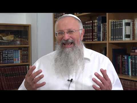 """ברכת הרב שמואל אליהו שליט""""א לשנה טובה ומבורכת"""