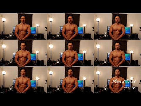 Men's ダイエット ボディーコーディネーターyoshi 2013 筋トレとダイエットで身体を創る!