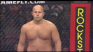 Fedor Emelianenko vs Fabricio Werdum Full Fight [HQ]