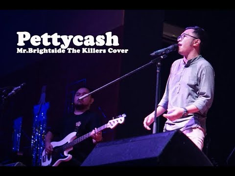PETTYCASH - MR.BRIGHTSIDE (THE KILLERS COVER) LIVE AT PSYCHOLOGY EXPO UNJ MP3