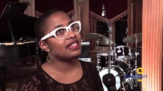 Cécile McLorin Salvant performs at Ertegun Jazz Series