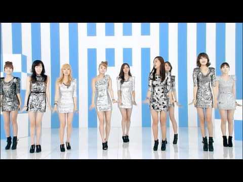 SNSD - Visual Dreams MV (Dance version)