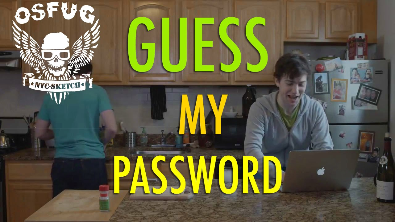 [OSFUG - Guess My Password] Video