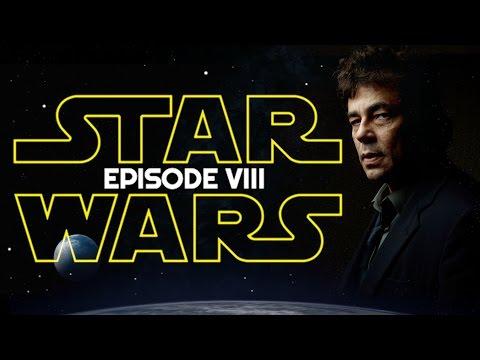 Benicio Del Toro To Play Villain In STAR WARS: EPISODE VIII - Collider