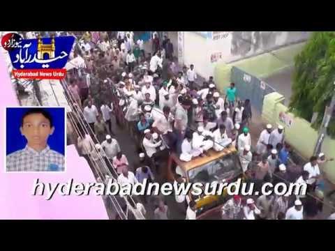 Shaik Mustafa Namaze Janaza  After Zohar 9th Oct video