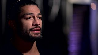 Roman Reigns reflects on battling Brock Lesnar in exclusive WWE 2K20 footage