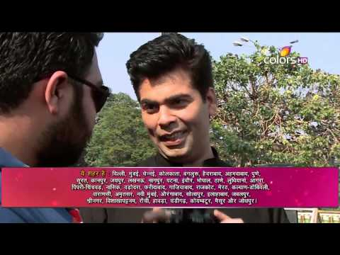 Mission Sapne - Karan Johar - 1st June 2014 - Full Episode (HD)